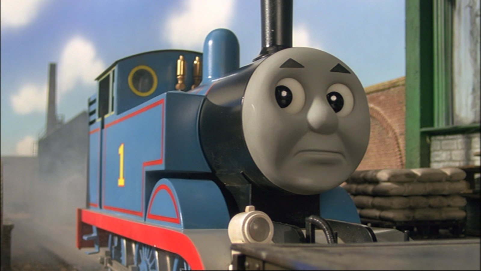 Buster | Thomas the Tank Engine Wikia | Fandom powered by ...