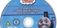 Thomas and the Treasure/A Smooth Ride (Promotional DVD)