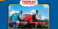 Thomas, James and the Diesels