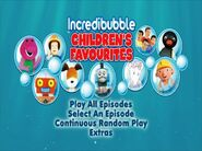 IncredibubbleChildren'sFavouritesDVDmenu