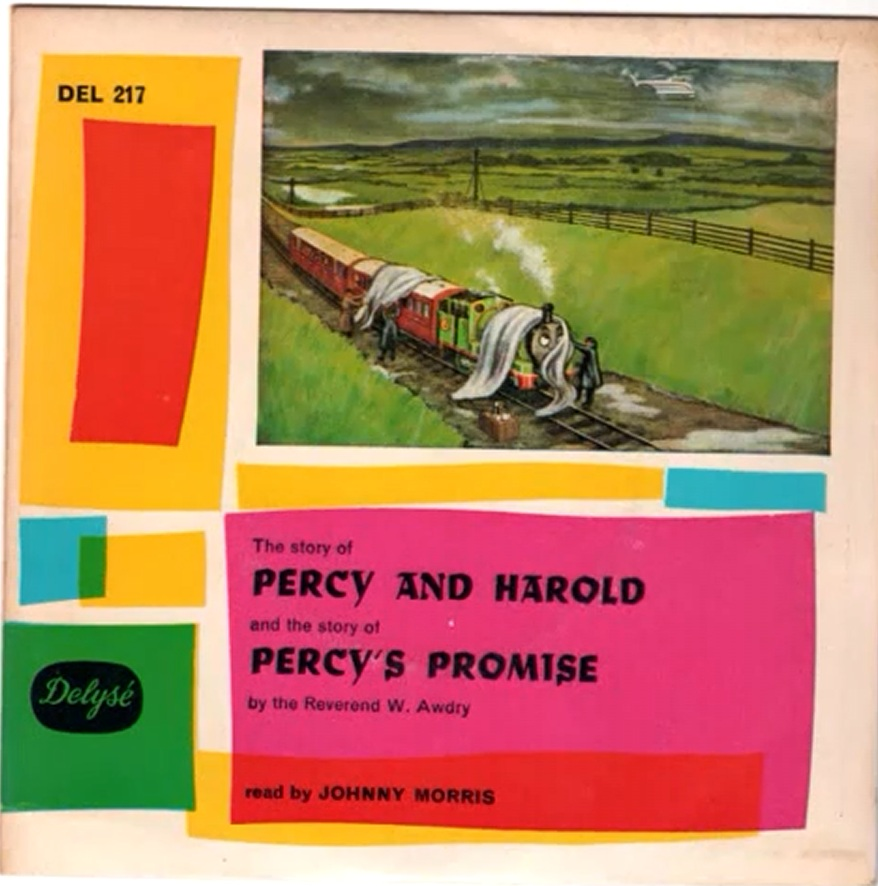 Talk:Percy And Harold And Percy's Promise