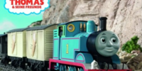 Thomas and the Ice Cream Express