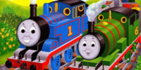 Thomas and the Rainbow!