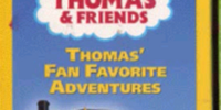Thomas' Fan Favorite Adventures