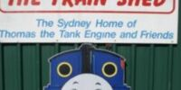 The Train Shed (theme park)