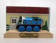 WoodenRailwayThomasComestoBreakfastLimitedEdition