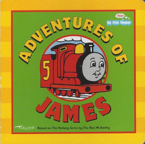 File:AdventuresofJamesBookCover.png