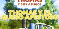 Thomas and the Stinky Cheese (Spanish DVD)