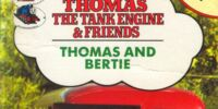 Thomas and Bertie (Buzz Book)