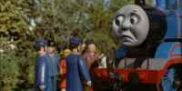 Thomas and the Guard