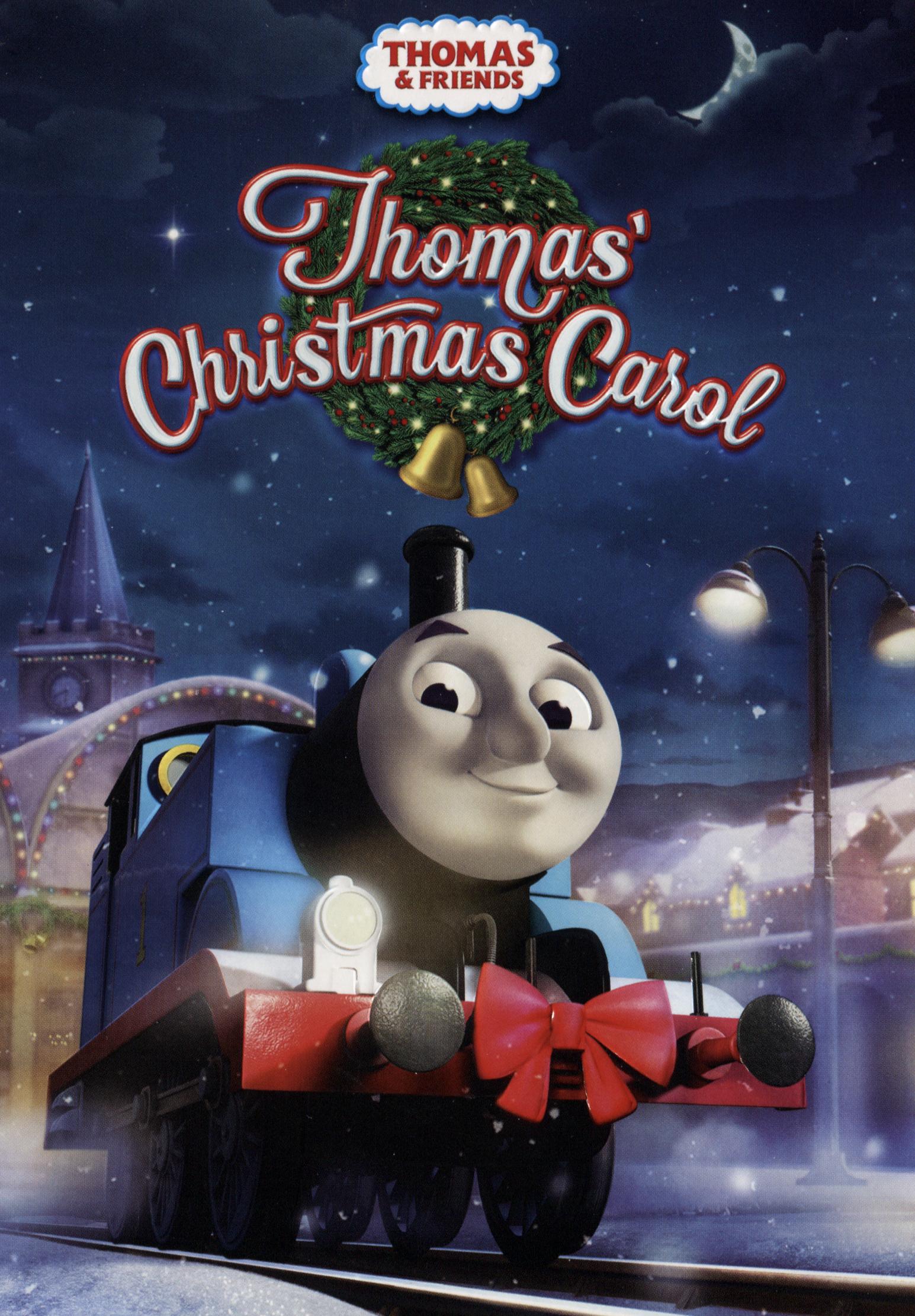 Thomas' Christmas Carol | Thomas the Tank Engine Wikia | FANDOM ...