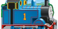 Thomas the Tank Engine the Great Race