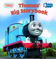 Thomas'BigStorybookCover