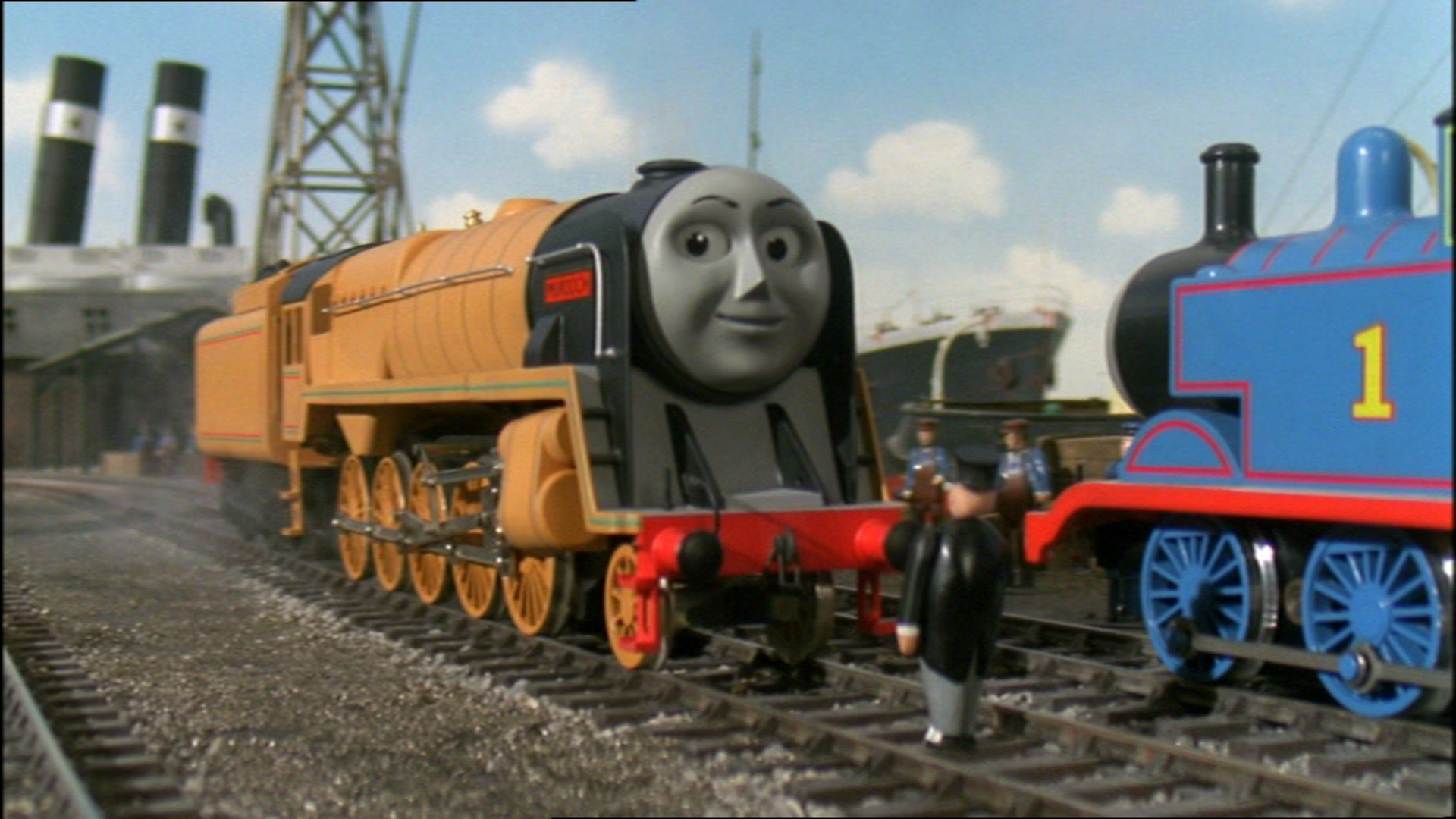 murdoch thomas the tank engine wikia fandom powered by