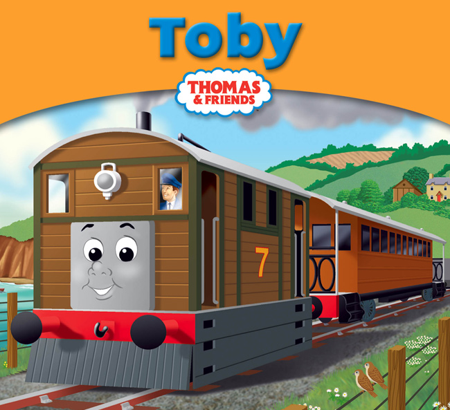 Toby (Story Library Book) | Thomas the Tank Engine Wikia | Fandom ...