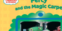 Percy and the Magic Carpet (book)