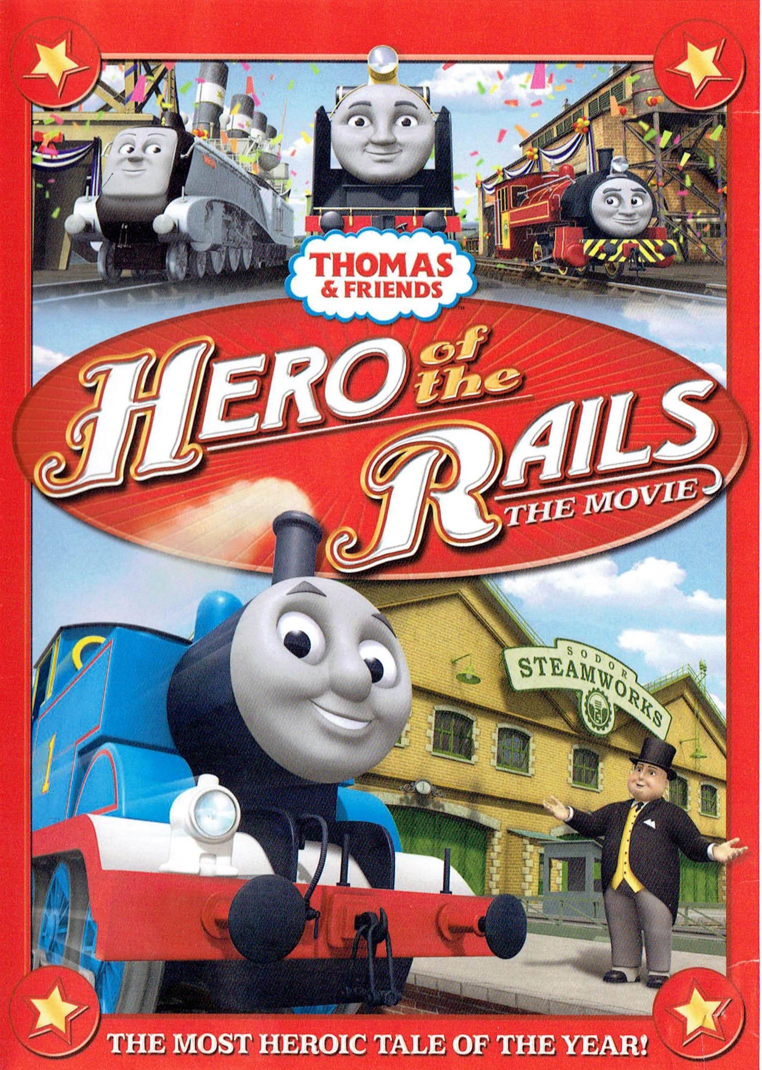 THOMASCEMBER Hero Of The Rails