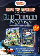 BlueMountainMystery-TheMovieStorybookandStickerActivityBookAdvertisement