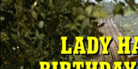 Lady Hatt's Birthday Party