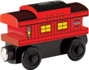 WoodenRailwayMusicalCaboose