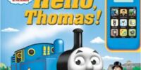 Hello, Thomas! (board book)