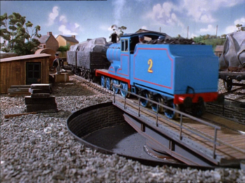 Trouble In The Shed Thomas The Tank Engine Wikia