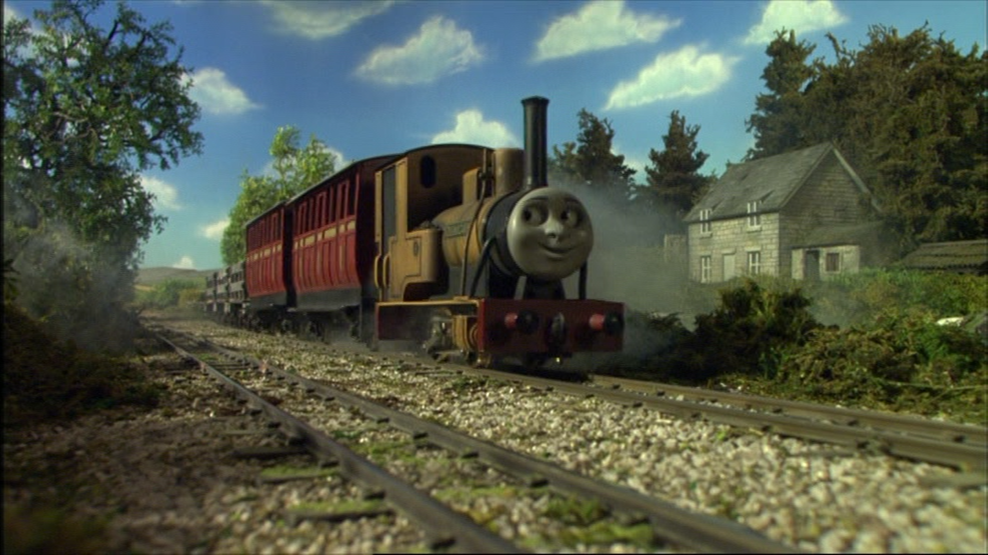 Duncan Does it All | Thomas the Tank Engine Wikia | Fandom powered by Wikia