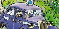 The Police Car