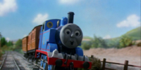 Thomas Gets Bumped