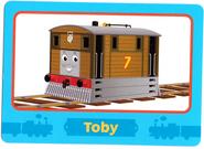 TobyTradingCard