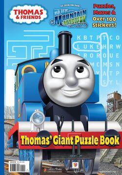 Thomas'GiantPuzzleBook