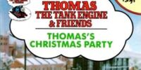 Thomas' Christmas Party (Buzz Book)