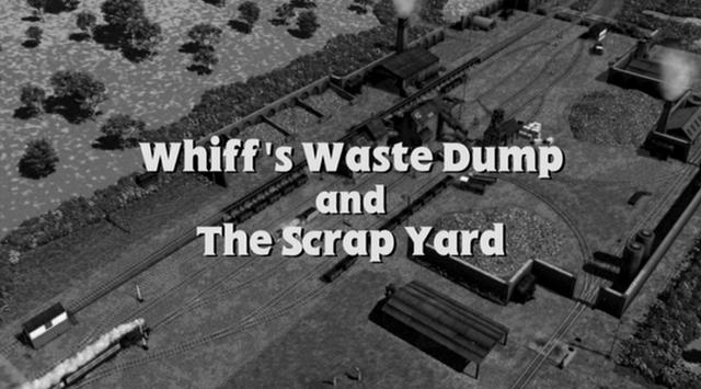 File:Whiff'sWasteDumpandTheScrapYardtitlecard.png