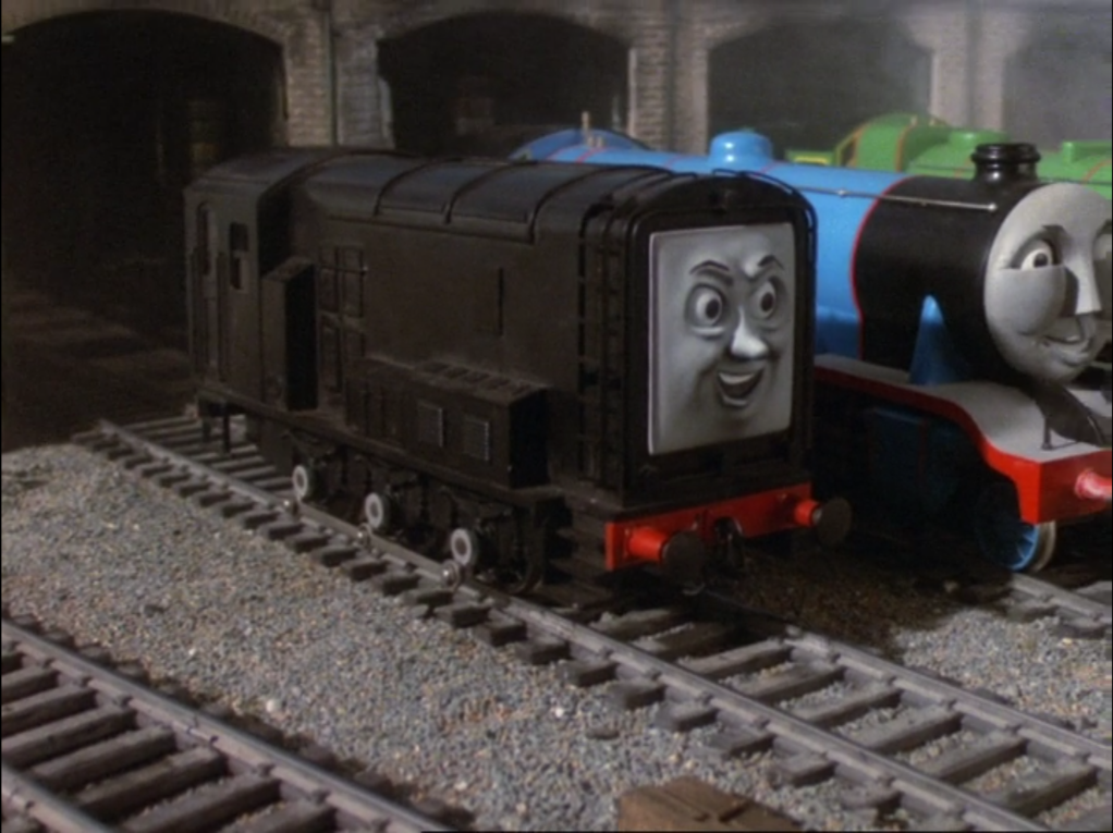 Pop Goes The Diesel Song Thomas The Tank Engine Wikia
