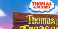 Thomas and the Treasure (DVD)