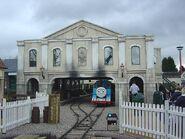 KnapfordStationDraytonManor2008