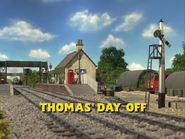 Thomas'DayOffUStitlecard