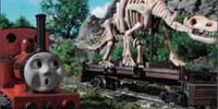 Rheneas and the Dinosaur (magazine story)