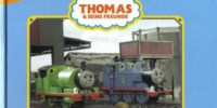 A New Friend for Thomas (German book)
