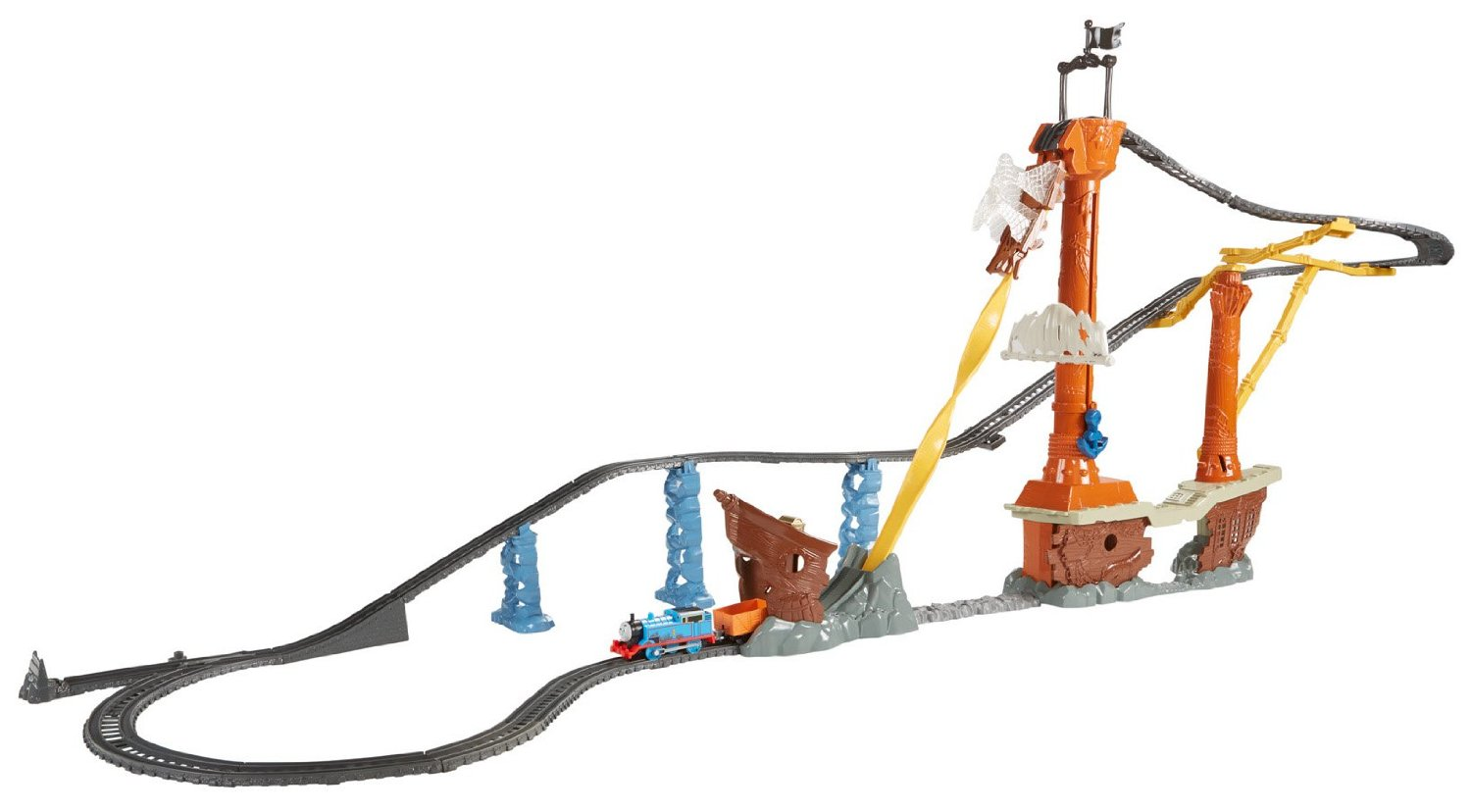 Shipwreck Rails Set | Thomas and Friends TrackMaster Wiki ...