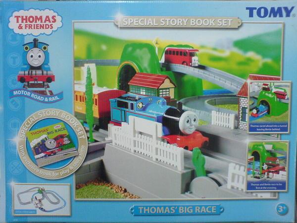 Thomas Big Race Thomas And Friends Trackmaster Wiki