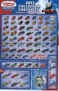 TrackMaster(Fisher-Price)2012CollectorChecklistfront