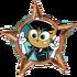 Badge-2055-0