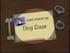 Dog Daze Title Card
