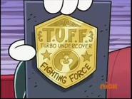 TUFF Badge