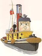 Ten Cents - TUGS Photobook Picture