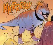 Turok Tyrannosaurus