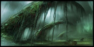 Swamp world