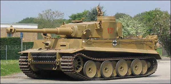Tank Used in World War ii
