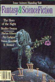 Fantasy&SF Jan1988